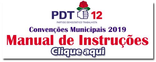 Banner Convenções Municipais 2019