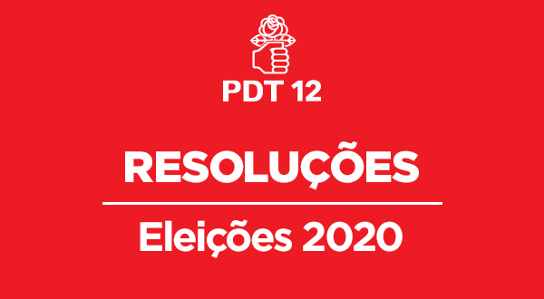 Banner Resoluções 2020