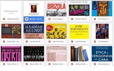 Movimento cultural Darcy Ribeiro lança biblioteca virtual em Caxias do Sul (RS)