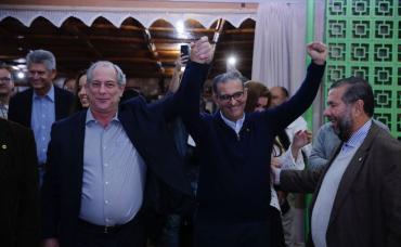 Ciro, Jairo e Lupi participam de homenagens a Brizola em São Borja