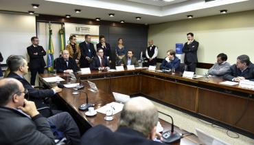 Marlon Santos é reconduzido à Corregedoria da Comissão de Ética