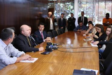 Marlon Santos pede prazo de 10 dias para MP se manifestar sobre delação de Diógenes Basegio