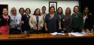AMT e representantes femininas de outros partidos se unem pela aprovação da PEC 134