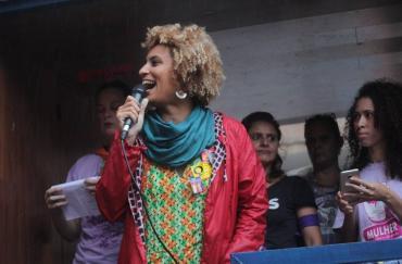 Nota de pesar do PDT pelo assassinato da vereadora Marielle Franco