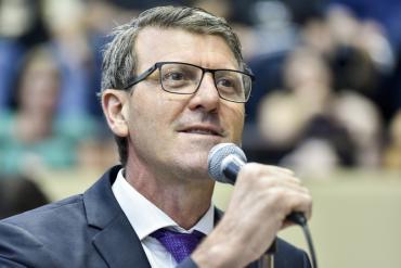 Sossella destaca emenda de deputado Motta para a saúde de Muçum