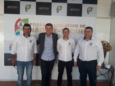 Em Não-Me-Toque, Sossella prestigia Expodireto Cotrijal 2018