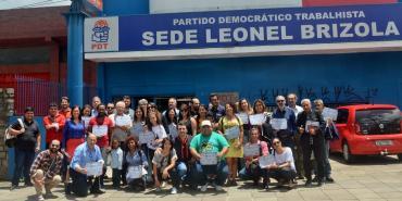 Movimento Cultural Darcy Ribeiro elege Diretório e Executiva em seu 1º Congresso Estadual no Rio Grande do Sul