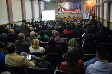 Jairo Jorge apresenta programa de governo