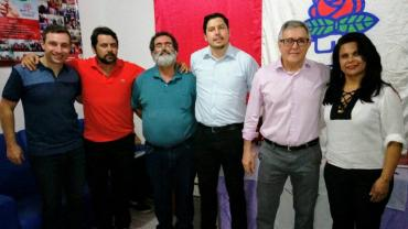 Nova executiva toma posse na Coordenadoria da Região da Fronteira