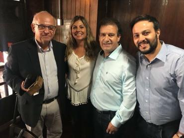 Movimento dos Advogados realiza palestra com Romildo Bolzan Jr.