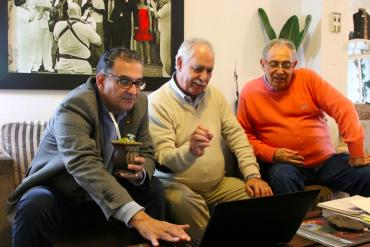 Jairo Jorge adere à vaquinha virtual